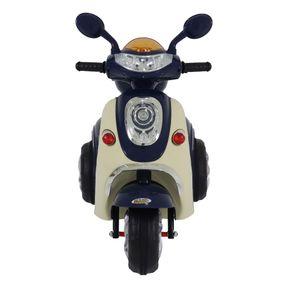 Moto-Lambreta-Eletrica-6v-Azul-Bel