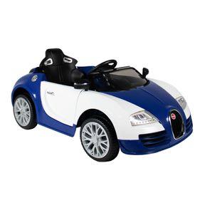 Carro-Eletrico-12v-Branco-azul-Bel
