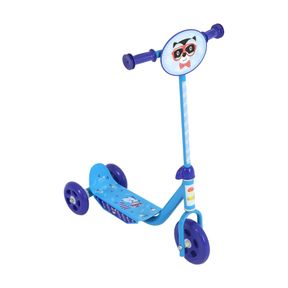 Patinete-Groovy-3-Rodas-Azul-Bel
