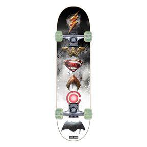 Skate-Semi-Profissional-Liga-da-Justica---Emblema