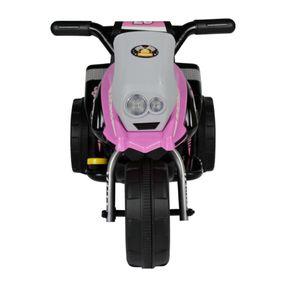 Mini-Triciclo-Eletrico-6v-Rosa-Bel
