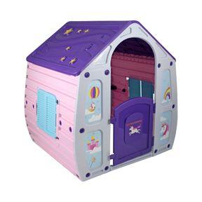 Casinha-de-Brinquedo-Unicornio-Bel