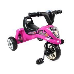 Miniciclo---Triciclo-Tico-Tico-Rosa-Bel-