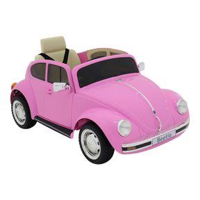 Carro-Beetle-Eletrico-12v-Rosa-Bel