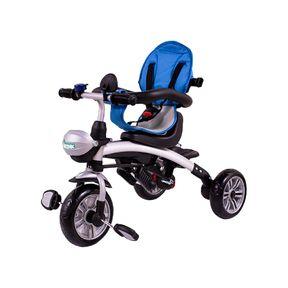 Triciclo-Multifuncional-com-Capota-Azul-Bel