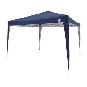 Tenda-Gazebo-Dobravel-3-M-X-3-M-Poliester-Azul-Bel-