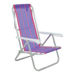 Cadeira-Reclinavel-8-Posicoes-Em-Aluminio-Rosa-e-Roxa-Bel
