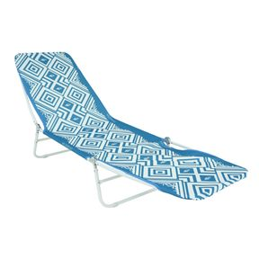 Cadeira-Espreguicadeira-Azul-Mormaii