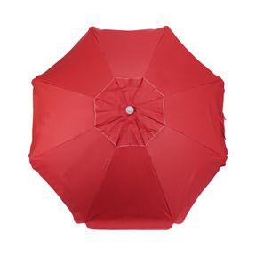 Guarda-sol-Em-Bagum-e-Haste-de-Aluminio-160m-Vermelho-Bel