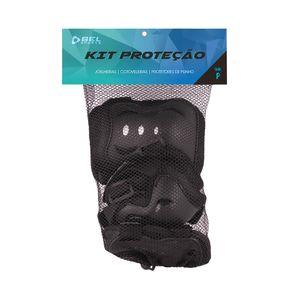 Kit-de-Protecao-Para-Skateboard-e-Patins-Tamanho-M-Preto-Bel