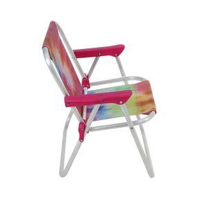 Cadeira-Infantil-Em-Aluminio-Tie-Dye-Bel