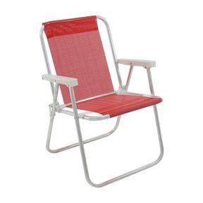 Cadeira-Alta-Lazy-Em-Aluminio-Vermelha-Bel