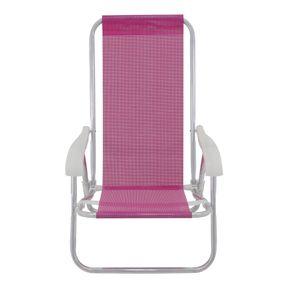 Cadeira-Lazy-4-Posicoes-Em-Aluminio-Rosa-Bel