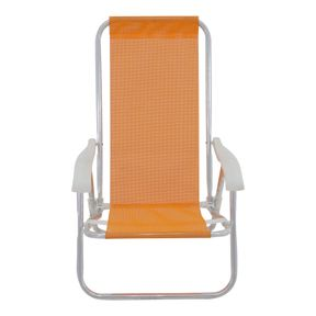Cadeira-Lazy-4-Posicoes-Em-Aluminio-Laranja-Bel