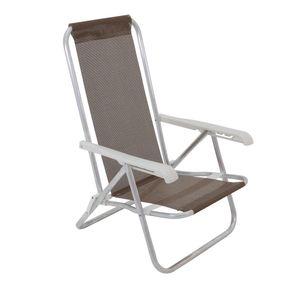 Cadeira-Lazy-4-Posicoes-Em-Aluminio-Marrom-Bel