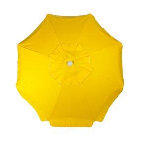 Guarda-sol-Em-Bagum-e-Haste-de-Aluminio-200m-Amarelo-Bel