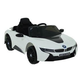 Carro-Bmw-I8-Eletrico-12v-Branco-Bel-