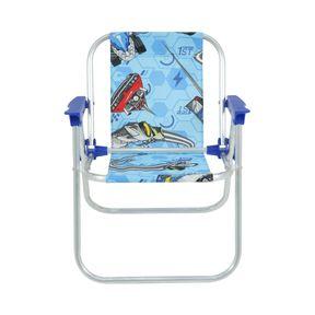 Cadeira-Infantil-Em-Aluminio-Azul-Hot-Wheels