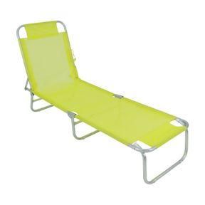 Cadeira-Espreguicadeira-Em-Aluminio-e-Textilene-Amarela-Bel