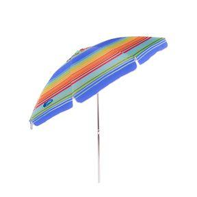 Guarda-sol-Rainbow-Articulado-Em-Poliester-240m-Estampas-Sortidas-Display-Box-Bel-